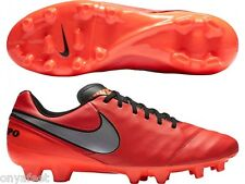 MENS NIKE TIEMPO GENIO II LEATHER FIRM GROUND INDOOR FUTSAL FOOTBALL BOOTS SHOES