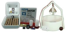 HovaBator Egg Incubator | IncuTurn Auto Turner | Fan Kit | Feeder & Brooder Kits