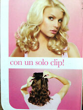 "Jessica Simpson HairDo 18""(45 cm) Wavy Hair Extension Clip"