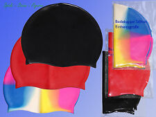 Silicone Swim Caps One Size, Bathing Cap, Swimming Cap