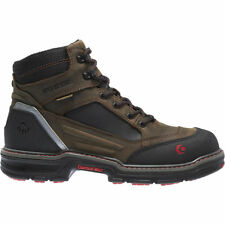 "MENS WOLVERINE STEEL TOE EH OVERMAN CARBONMAX 6"" WORK BOOTS W10483"