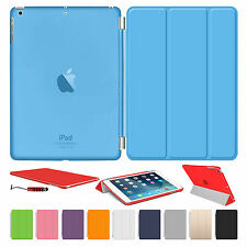 New Smart Stand Magnetic Leather Case Cover For APPLE iPad Air 4 3 2 Mini 2 3 4