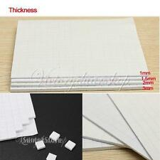 400 Double Sided Adhesive Foam Pad Sticky Fixers For Card Making DIY 1mm/2mm/3mm