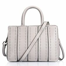 Stylish Real Leather Tote Bags Women Weekend Shopping Handbags Shoulder Bags