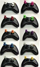 XBOX 360 FPS Thumbsticks Analog Extensions Convex Style (pick your color)
