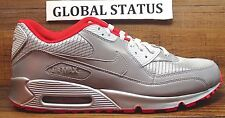 2009 NIKE AIR MAX 90 AIR ATTACK PACK 3M REFLECTIVE SILVER SHOES 325018 009 SZ 13