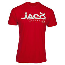 New Jaco Athletics Crew T-Shirt - Red