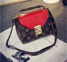 2016 Womens Purse Leather Shoulder Bags Handbag Tote Womens Messenger Hobo Bag