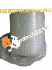 300mm Wide SMALL ROLL OF STRONG BUBBLE WRAP FREE DELIVERY