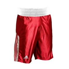 Adidas Amateur Boxing Shorts Red