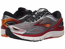 BROOKS TRANSCEND 3 SILVER ORANGE POPSICLE MENS 2016 RUNNING SHOES ** ALL SIZES