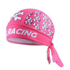 Hot Bike Cycling Cap Scarf Pirate Bandana Bicycle Hat Outdoor Sports Sweat Proof