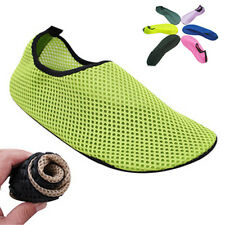 Aqua Water Sports Socks Skin Shoes For Beach Fitness Yoga Scuba Running Gym
