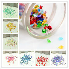 Pick 500Pc AB Crystal Birthstones Floating Charm for Glass Living Memory Locket