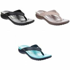 Crocs Womens/Ladies Capri V Summer Flip Flops