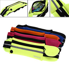 Portable Waist Multiple Function Bags Outdoor Sports Pocket Running Cycling Pack