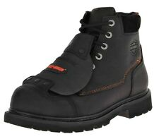 Harley-Davidson® Men's Steel Toe Jake Safety Boots with Metatarsal Guard D95055