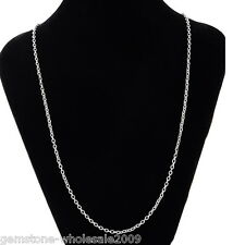 Wholesale W09 Stainless Steel Lobster Clasp Cross Chain Necklace 51.7cm