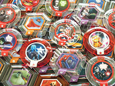 Disney Infinity 2.0 Marvel Super Heroes Power Discs - Pick The Ones You Want!