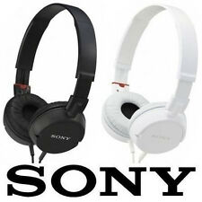 Sony MDR-ZX100 ZX-Series Compact Headphones MDRZX100 Black Or White
