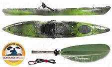 2016 Wilderness Systems Tarpon 140 Fishing Kayak w/Free Accessories - Sonar