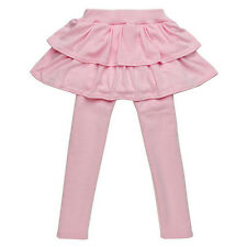 Girls Skirt-pants Cake skirt kids leggings girl baby pants kids leggings