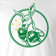 New T-shirt Aussie Boxing Kangaroo Southern Cross Aussie pride t-shirt all sizes