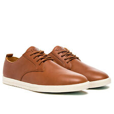 New Clae Ellington - Grizzly Tumbled Leather