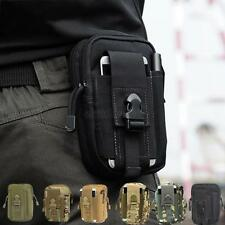 Mini Outdoor Tactical Waist Fanny Pack Belt Bag EDC Camping Phone Pouch Wallet