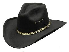 NEW! Faux Felt Cowboy Hat - Pinch Front - Great Hat!!