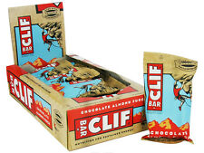 Clif Bar - Chocolate Almond Fudge - Discount Box of 12