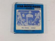 HATTYTOWN TALES The Statue 8mm Film Standard Eight Technicolour Star Movie Packs