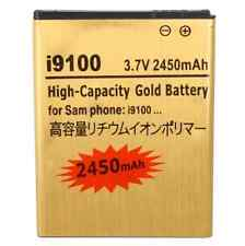2450mAh High Capacity Replacement Gold Battery for SamSung Galaxy S II S2 i9100