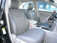 Clazzio Custom Fit Synthetic Leather Seat Covers For Toyota Camry - Choose Color
