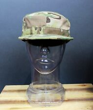 New US GI Genuine Issue Army Patrol Cap Multicam OCP w Custom Name & Rank Sew
