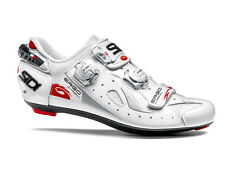 Sidi Ergo 4 Carbon Composite Shoes - White/White