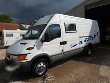 Iveco Daily Part finished conversion  MANUAL 2004/04