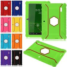 """Silicone Gel Case Cover Protective For 7"""" Android A13 A23 A33 Q88 Y88 Tablet PC"""