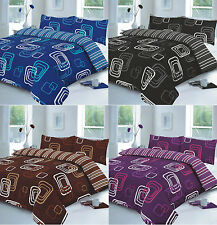 Blake Duvet Cover Set Polycotton Flower Printed Quilt Covers With Pillow Case