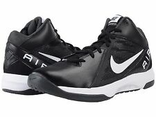 NIKE AIR OVERPLAY IX BLACK MENS 2016 BASKETBALL SHOES ** FREE POST AUSTRALIA