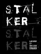 U-KISS UKISS - STALKER (11th Mini Album) [CD+Photo Card...]