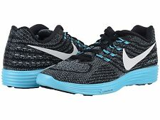 NIKE LUNARTEMPO 2 BLUE GREY BLACK WHITE WOMENS 2016 RUNNING SHOES  **ALL SIZES