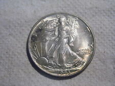 1943 Walking Libery silver Half Dollar