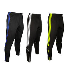 Mens Training Tracksuit Bottoms Pants Football Running Sports Athletic Trousers