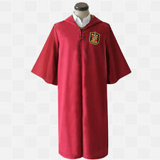 Gryffindor Adult Robe Cloak Harry Potter Slytherin Quidditch cosplay costume cos