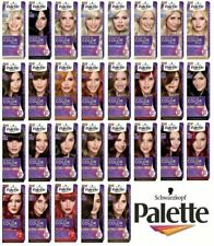 Schwarzkopf Palette Intensive Color Creme Permanent Hair Dye Colour 32 different