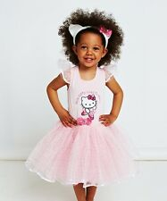 Hello Kitty Ballerina Tutu Costume 3,4,5,6,7,8 years