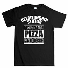 Beer Pizza Video Games Funny COD Gaming Gamer T shirt - New Gift Present