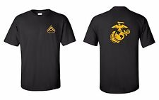 USMC Marines Lance Corporal T-Shirt  with EGA