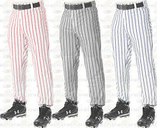 Alleson Athletic Youth Boys Ankle Length Pinstripe Baseball Pants 605PINY